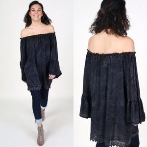 Altar'd state black atwood top